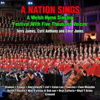 A Nation Sings: A Welsh Hymn Singing Festival with Five Thousand Voices — Cyril Anthony, Emyr Jones, Terry James, Terry James, Cyril Anthony, Emyr Jones