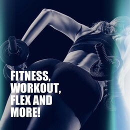 Fitness, Workout, Flex and More! — Ibiza Fitness Music Workout, Fitness Workout Hits, Ultimate Fitness Playlist Power Workout Trax
