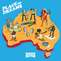 Place Of Dreams — Birdz
