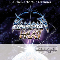 Lightning To The Nations (The White Album) — Diamond Head