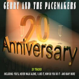 20 Year Anniversary Album - 1982 — Gerry & The Pacemakers