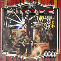 Welcome To The Freakshow — Hinder
