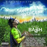 Don't Panic It's Organic — Baby Bash