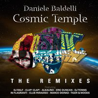 Cosmic Temple - The Remixes — Daniele Baldelli