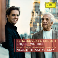Tchaikovsky & Chopin — Ingolf Wunder, St. Petersburg Philharmonic Orchestra, Владимир Ашкенази