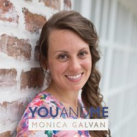You and Me — Monica Galvan