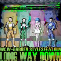 Long Way Down — Darren Styles, W&W, Giin
