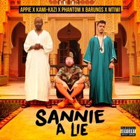 Sannie a Lie — DNA, Phantom, Appie, Kami-kazi, Mtiwi, Barungs