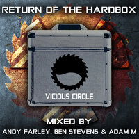 Return Of The Hardbox - Mixed by Andy Farley — Andy Farley