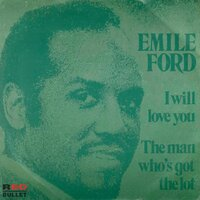 I Will Love You — Emile Ford