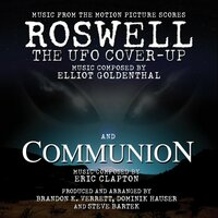 Roswell The UFO Cover-up/Communion: Music From The Motion Pictures — сборник