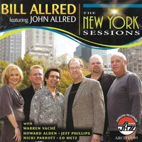 New York Sessions, The — Bill Allred