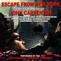 Escape From New York: The Film Music Of John Carpenter — San Fernando Symphonic Assembly