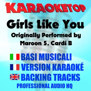 Karaoketop - Girls Like You