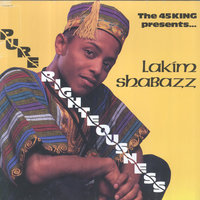 Pure Righteousness — Lakim Shabazz