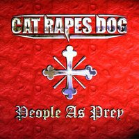 People as Prey — Cat Rapes Dog