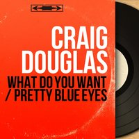 What Do You Want / Pretty Blue Eyes — Craig Douglas