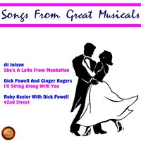 Songs from Great Musicals — сборник