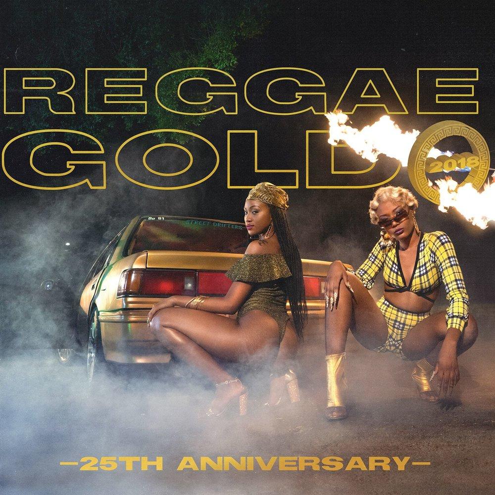 Reggae Gold 2018 25th Anniversary  M1000x1000