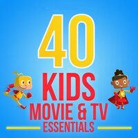 40 Kids Movie & TV Essentials — сборник