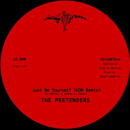Just Be Yourself / Extended Mix — The Pretenders