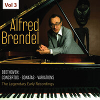 The Legendary Early Recordings - Alfred Brendel, Vol. 3 — Alfred Brendel, Vienna Symphony Orchestra, Heinz Wallberg, Людвиг ван Бетховен