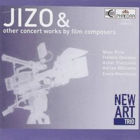Jizo & Other Concert Works by Film Composers — Nino Rota, Frédéric Devreese, Adrian Williams, New Art Trio