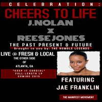 Cheers to Life — Reese Jones, J.Nolan