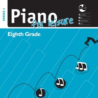 AMEB Piano For Leisure Series 1 Grade 8 — Rebecca Chambers, Mark Isaacs, Mark Isaacs, Rebecca Chambers