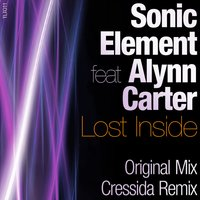 Lost Inside — Sonic Element, Sonic Element feat. Alynn Carter, Alynn Carter