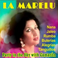 Party in the Sky with Camarón — Paco Cepero, La Marelu