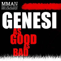 As Good as Bad EP — Genesi