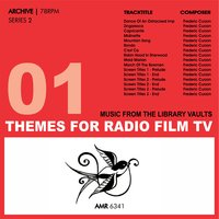 Themes for Radio,Film Television (Series 2) Vol. 1 — The New Concert Orchestra, The New Concert Orchestra|Regiment Concert Orchestra, Regiment Concert Orchestra