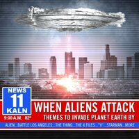 When Aliens Attack: Themes To Invade Planet Earth By — сборник