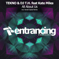 All About Us — Tekno & DJ T.H. feat. Kate Miles