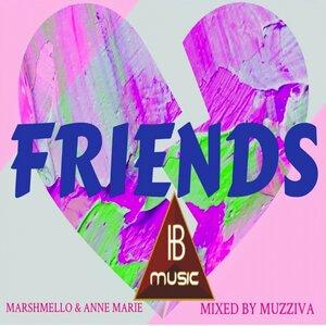 Muzziva, Marshmello & Anne Marie - Friends