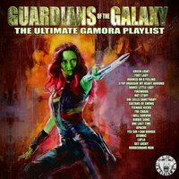 Guardians Of The Galaxy - The Ultimate Gamora Playlist — сборник