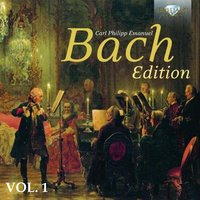 C.P.E. Bach Edition, Vol. 1 — сборник