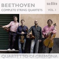 Beethoven: Complete String Quartets, Vol. 1 — Людвиг ван Бетховен, Quartetto di Cremona