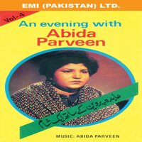 An Evening With Abida Parveen Vol-4 — Abida Parveen