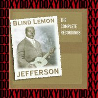 The Complete Recordings of Blind Lemon Jefferson — Blind Lemon Jefferson