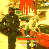 Everthing's Berri Instrumentals — A.G.