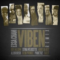 Viben Remix — Panetoz, Salif The First Black Viking, Slim Prince, Alibrorsh, Essa Cham, Kid Jallow