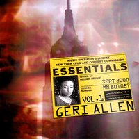 Essentials Volume One — Geri Allen