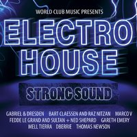 Electro House: Strong Sound CD4 — сборник