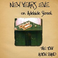 New Years Eve On Adelaide Street — The Tony Auton Band