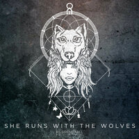 She Runs With The Wolves — As Sirens Fall