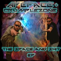 The Space and Shit — Apeface & Crumplezone