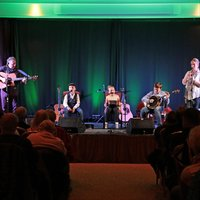 The Blarney Stone — The Wrafter Family Band