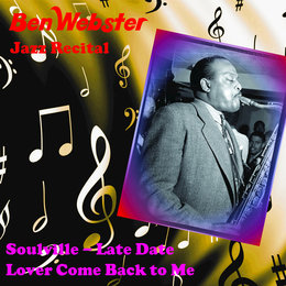 Jazz Recital — Ben Webster
